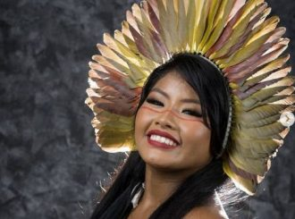 Mari Williams é eleita a primeira Miss Indígena de Roraima
