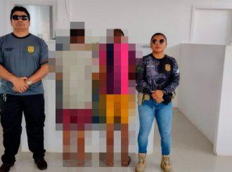 PCRR prende dupla suspeita de matar homem por dívida de R$ 10