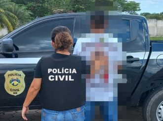 Homem é preso em Boa Vista por tentativa de feminicídio